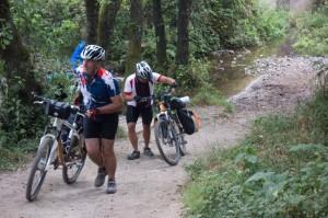 Bicycling to Santiago