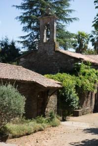 Part of Pazo de Andeade