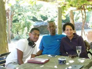 Elijah, Andre & Theresa