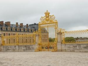 The Palace gates