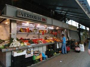 Veggies: verduras