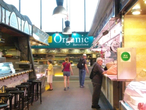 The Organic section