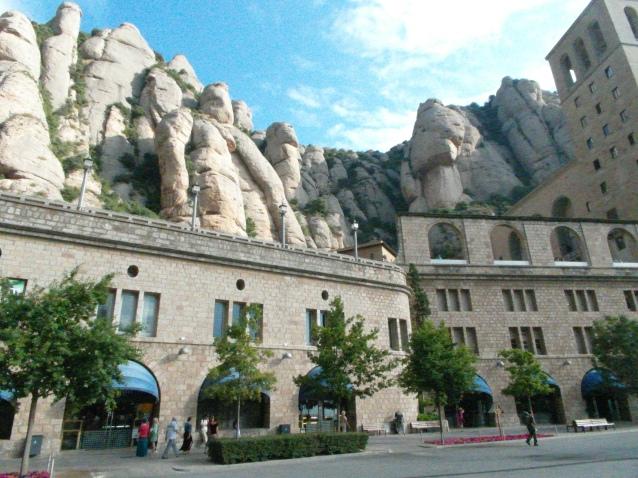 Mount Montserrat, Spain
