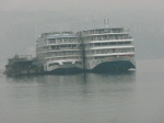 Docked along the Yangtze