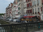 Restaurants on the quai