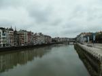 La Nive in Bayonne