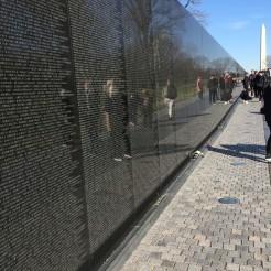 Vietname War Memorial 2