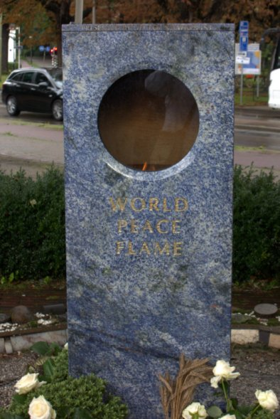 The Eternal Peace Flame